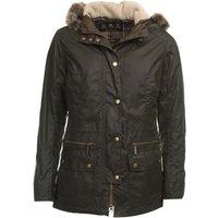 Barbour Kelsall Wax Jacket Rustic 14