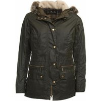 Barbour Womens Kelsall Wax Jacket Rustic 8