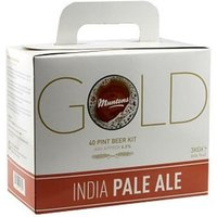 Youngs Muntons Gold India Pale Ale 40 Pint Kit