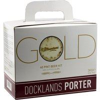 Youngs Muntons Gold Docklands Porter 40 Pint Kit