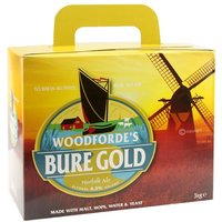 Youngs Woodfordes Bure Gold 40 Pint Kit