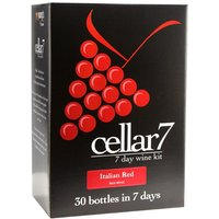 Youngs Cellar 7 Italian Red Wine Kit