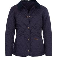 Barbour Womens Annandale Quilted Jacket Dark Plum 18