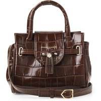 Fairfax and Favor Womens Mini Windsor Handbag Conker
