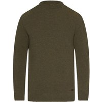 Barbour Nelson Essential Crew Neck Jumper Seaweed Small