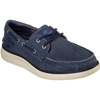 Skechers Mens Status 2.0 Lorano Shoes Navy UK10