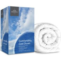 The Fine Bedding Company Comfortably Cool Duvet  King