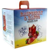 Young's Raspberry & Mango Cider - 40 pint / 23L