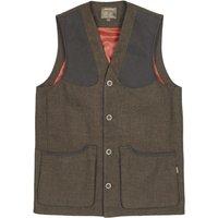 Musto Mens Stretch Technical Tweed Waistcoat Thornbury XL