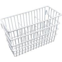 Delfinware Wire Cutlery Basket in White