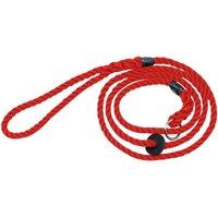 Bisley Deluxe Slip Dog Lead In Red