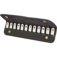 Bisley Peg Finder Wallet Set