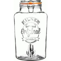 Kilner 8 Litre Clip Top Drinks Dispenser