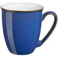 Denby Imperial Blue Coffee Beaker Mug