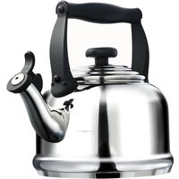 Le Creuset Traditional Fixed Whistle Kettle Stainless Steel