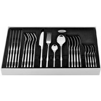 Stellar Rochester 24 Piece Polished Cutlery Set
