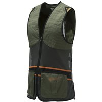 Beretta Full Mesh Vest Dark Olive Medium