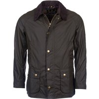Barbour Mens Ashby Wax Jacket Black Large