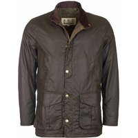 Barbour Hereford Wax Jacket Peat XL