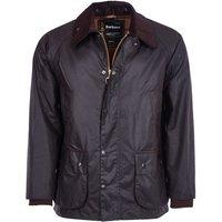 Barbour Bedale Wax Jacket Black 42