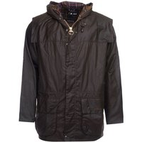 Barbour Mens Classic Durham Wax Jacket Olive 48