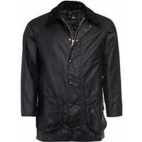 Barbour Mens Beaufort Wax Jacket Black 36