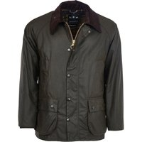 Barbour Mens Classic Bedale Wax Jacket Olive 50