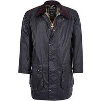 Barbour Mens Border Wax Jacket Sage 38