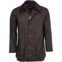 Barbour Mens Classic Beaufort Wax Jacket Olive 36