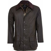 Barbour Mens Classic Beaufort Wax Jacket Olive 50