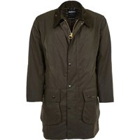 Barbour Mens Classic Northumbria Wax Jacket Olive 46