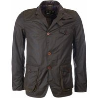 Barbour Mens Beacon Sports Jacket Olive Small