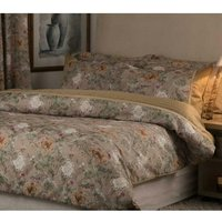 Belledorm Country Dream Isabelle Duvet Set Brown Single