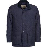 Barbour Devon Jacket Navy Medium