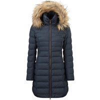 Schoffel Womens Belgravia Coat Navy 8