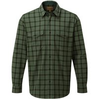 Schoffel Mens Tollymore Utility Shirt Loden Green Medium