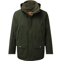 Schoffel Mens Snipe II Coat Forest 46