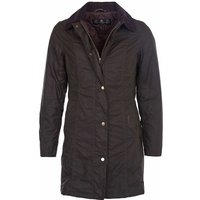 Barbour Womens Belsay Wax Jacket Olive 10