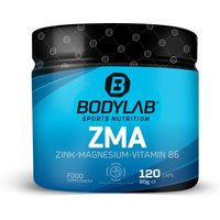 Bodylab24 ZMA - Zink-Magnesium-Vitamin B6 (120 Kapseln)