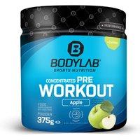 Bodylab24 Concentrated Pre Workout - 375g - Gruner Apfel