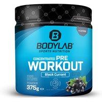 Bodylab24 Concentrated Pre Workout - 375g - Schwarze Johannisbeere