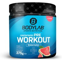 Bodylab24 Concentrated Pre Workout - 375g - Wassermelone