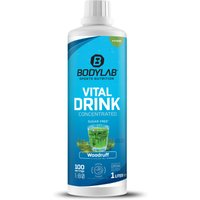 Bodylab24 Vital Drink Concentrated - 1000ml - Woodruff