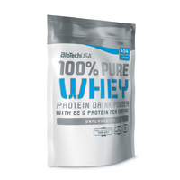 BioTech USA 100% Pure Whey - 454g - Milchreis