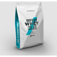 Myprotein Impact Whey Isolate Pulver Banana 1000g
