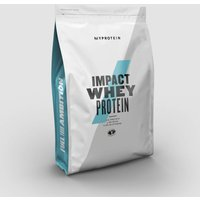 Myprotein Impact Whey Protein Pulver Natural Vanilla 1000g
