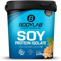 Soja eiwit Isolate - 1000g - chocolade