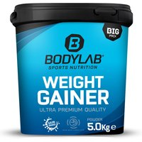 Bodylab24 Weight Gainer - 5000g - Haselnuss-Kakao