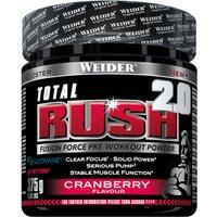 Weider Total Rush 2.0 - 375g - Cranberry