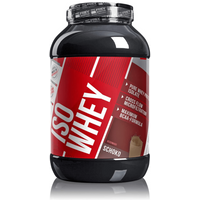 FREY Nutrition Iso Whey - 2300g - Schokolade